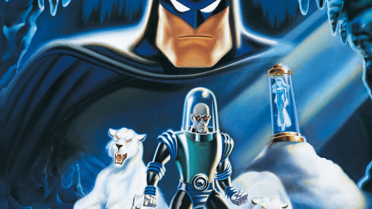 Batman & Mr. Freeze: Sub-Zero coming to Blu-Ray