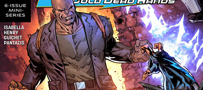 Black Lightning: Cold Dead Hands #5 (EXCLUSIVE PREVIEW)