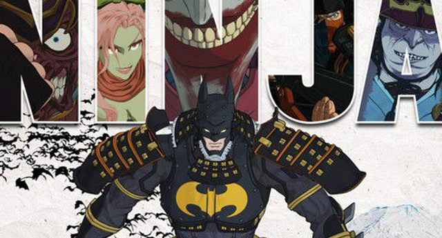 Batman: Ninja Cast Interviews
