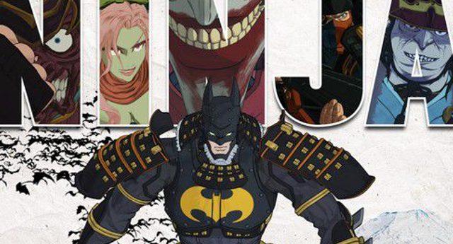 Batman: Ninja Cast Interviews
