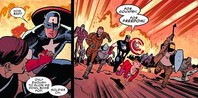 Captain America #699 Review