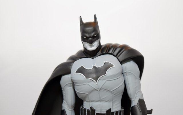 Batman Black & White Statue by John Romita Jr Review
