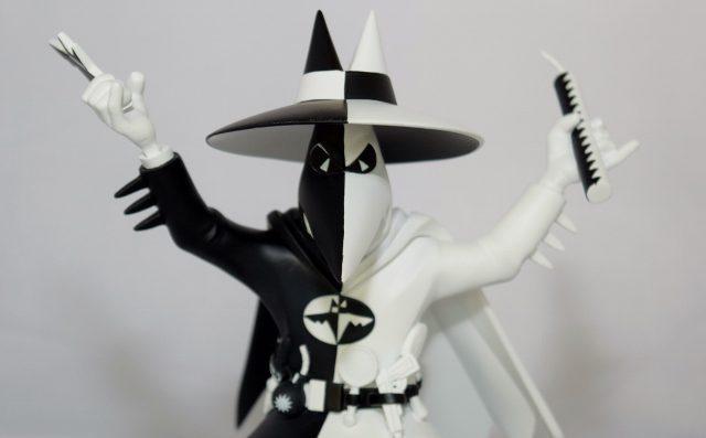 Black & White Spy vs. Spy as Batman Statue REVIEW
