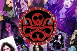 JAKE AND TOM CONQUER THE WORLD EPISODE 91: JESSICA JONES – SEASON TWO: A FULL DRUNKEN DORK REVIEW