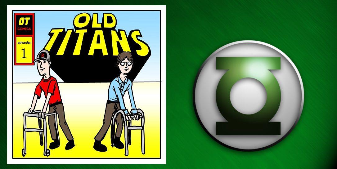 Old Titans #61: Lantern's Light