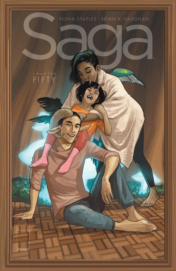 Saga #50 Review