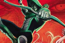Green Arrow #38 Review