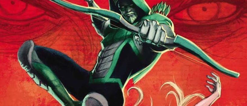 Green Arrow #38 Review