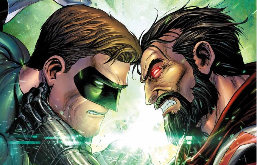 Hal Jordan and the Green Lantern Corps #41 Review