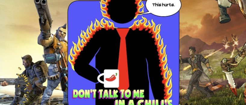 Hard At Work Episode #51: Don't Talk To Me In A Chili's
