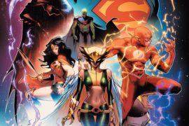DC Announces New Creative for Justice League June Debut