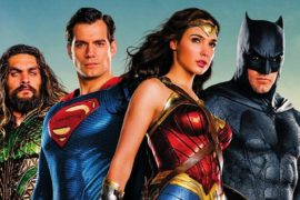 Justice League Blu-Ray and Special Features Review