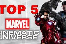 Eman's Top Five Best Marvel Movies