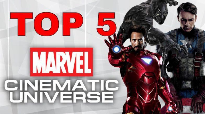 Eman's Top Five Best Marvel Movies