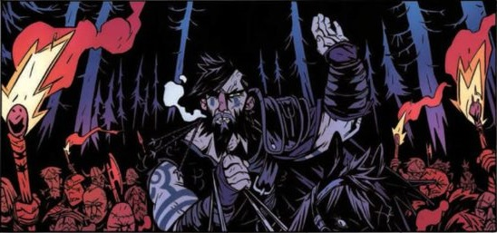 The Spider King #1 Review