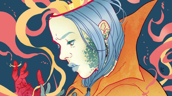 Eternity Girl #1 Review