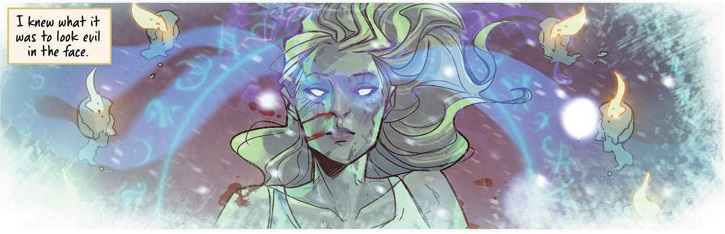 Witchblade #4 Review