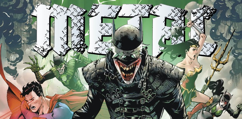 Dark Nights Metal #6 Review