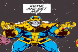 Top 5 Thanos Stories to Read Before You See Avengers: Infinity War