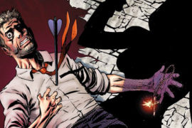 The Hellblazer #20 EXCLUSIVE PREVIEW