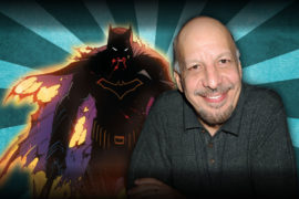 Comic Sans Episode 6: Dark Nights: Metal, Smoketown, Guano Guy, & Erick Avari