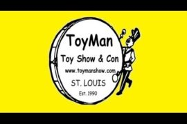 Geek To Me Radio #81: Live From The ToyMan Toy Show
