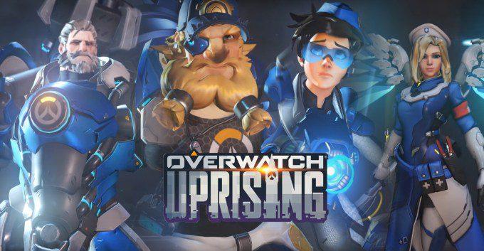 Overwatch Uprising Returns!