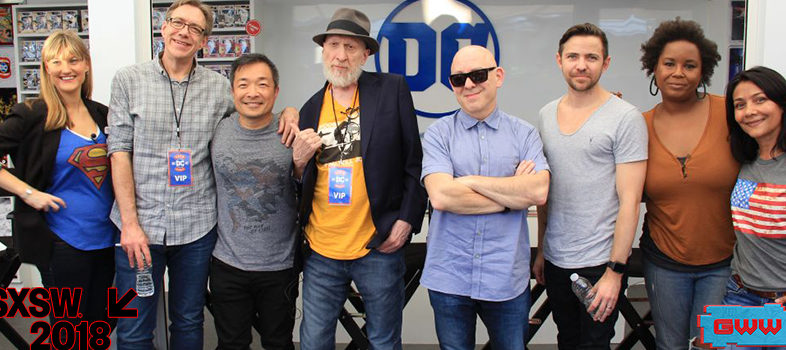 A special SXSW DC Comics Breakfast with Frank Miller, Brian Michael Bendis, Jim Lee and Frank Miller