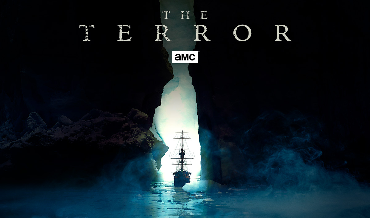 """AMC BRINGS """"THE TERROR"""" EXPERIENCE  TO ANAHEIM DURING WONDERCON MARCH 23-25"""