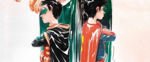 Super Sons #14 Review