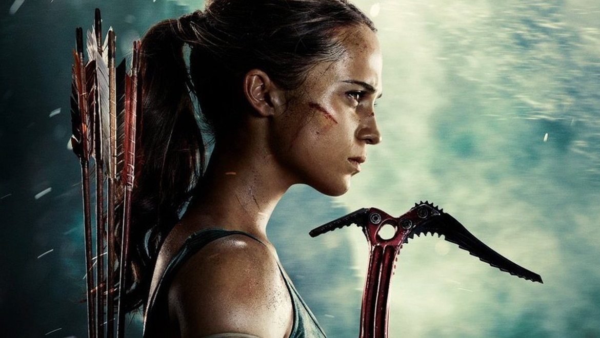 Tomb Raider is Coming to Digital and Blu-Ray from Warner Brothers Home Entertainment