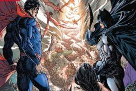 Trinity #20 Review