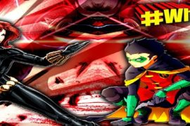 #WhoWouldWin: Black Widow vs. Robin/Damian Wayne