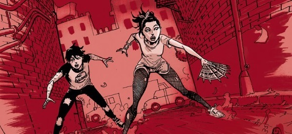 Deadly Class #33 Review