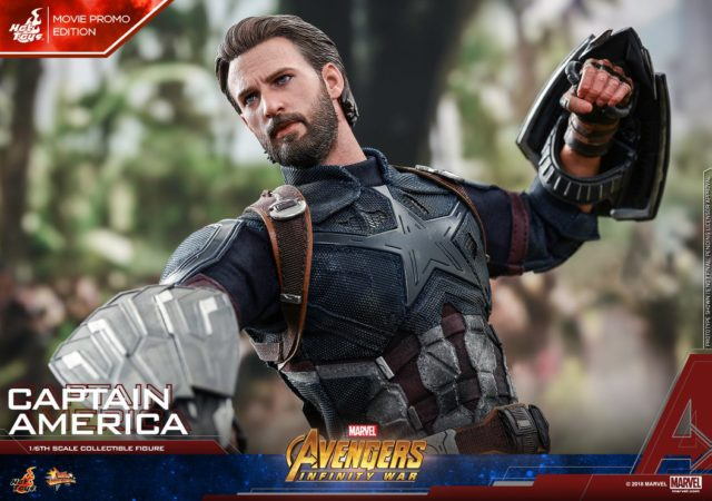 Hot Toys Captain America Sixth Scale Movie Promo Figure Available for Pre-order!