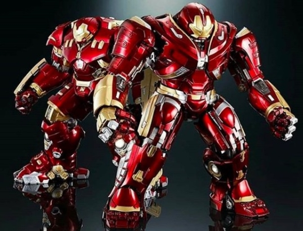 S.H. Figuarts Avengers: Infinity War Hulkbuster Revealed