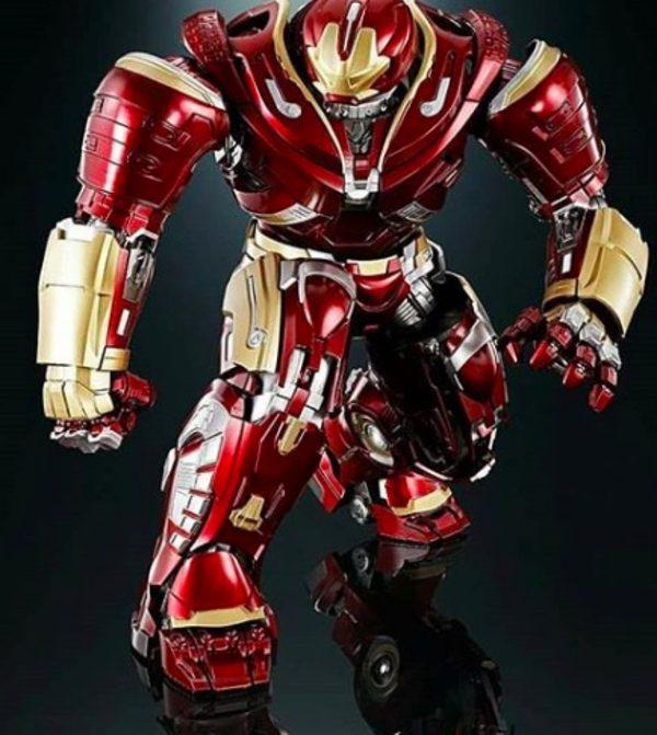 S H Figuarts Avengers Infinity War Hulkbuster Revealed Gww