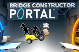 Bridge Constructor Portal – Nintendo Switch Review