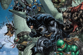 Batman/Teenage Mutant Ninja Turtles II #6 EXCLUSIVE PREVIEW
