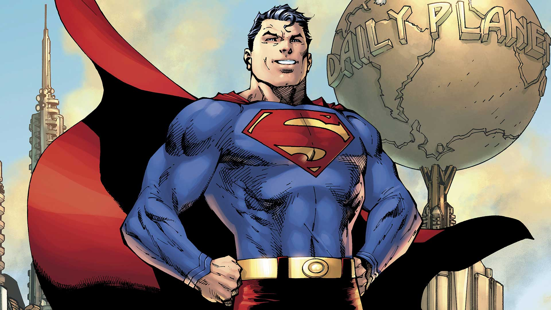 80 Years of Superman And Action Comics #1000 at WonderCon