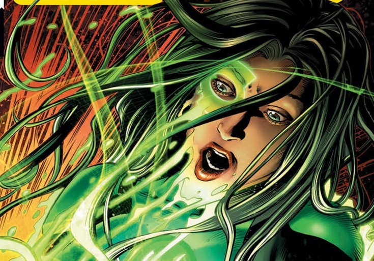 Green Lanterns #44 Review