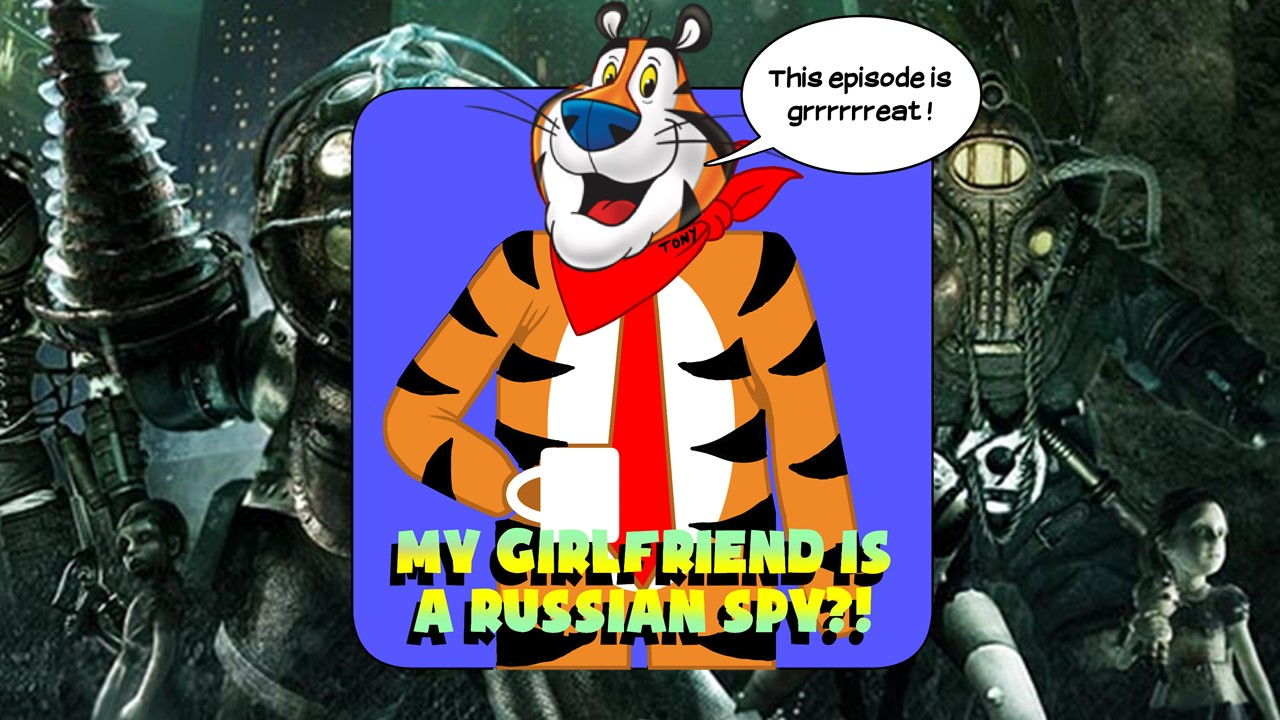 Hard At Work Episode #57: My Girlfriend Is A Russian Spy?!