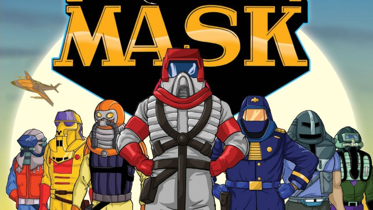 Live Action M.A.S.K. Film from Paramount Nabs Director