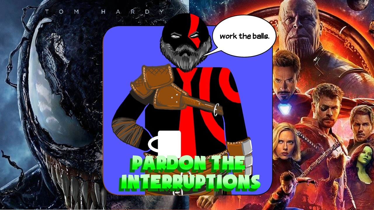 Hard At Work Episode #58: Pardon The Interruptions