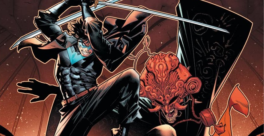 Nightwing #42 Review
