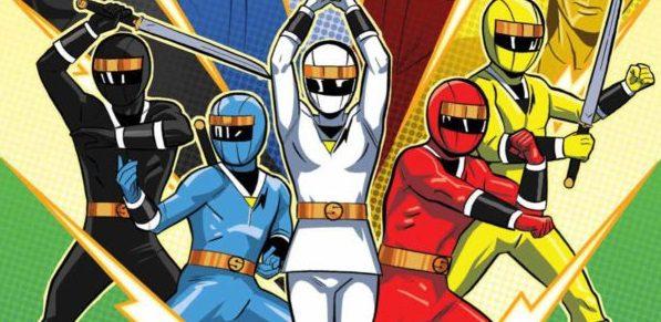 Power Rangers Artist Tribute Review