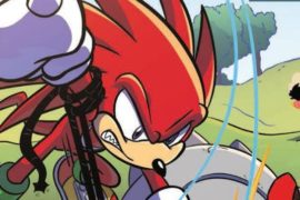 Sonic The Hedgehog #3 Review