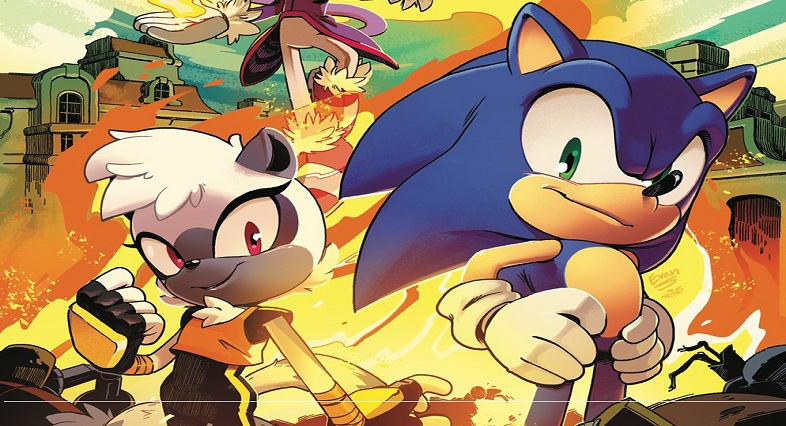 Sonic the Hedgehog #4 Review