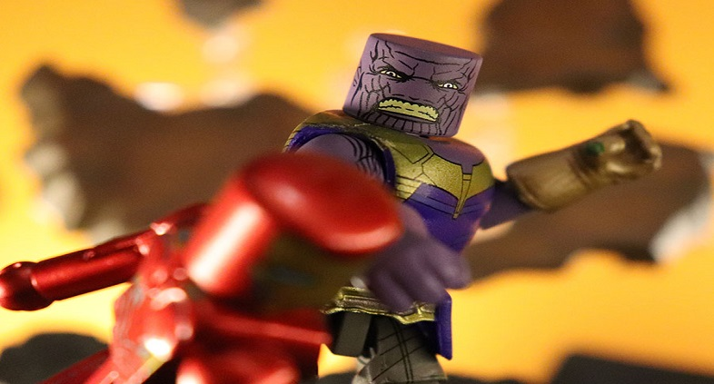 Bring The Battle Home With Diamond Select's Avenger: Infinity War Minimates Series 2