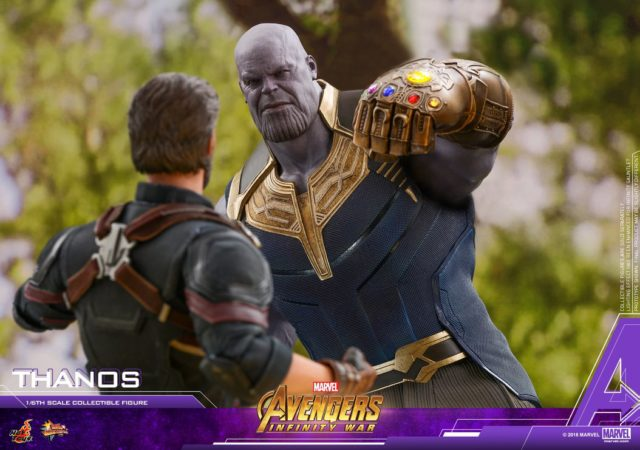 Hot Toys Thanos Sixth Scale Figure Available For Pre-Order!
